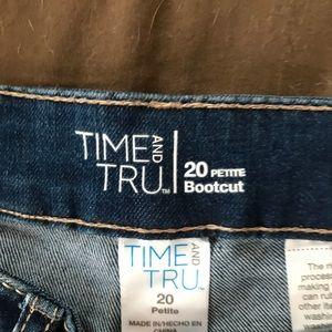 Boot cut jeans excellent condition
